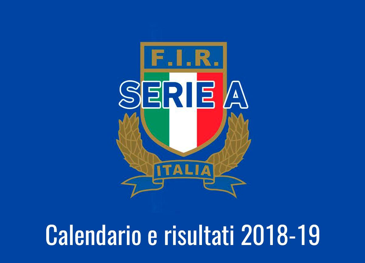 Risultati Calendario Serie A.Calendario Serie A Archivi Boccaccio Rugby News
