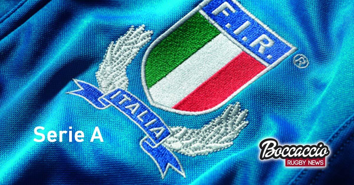 Calendario Eccellenza Rugby.Rugby Serie A Maschile Il Calendario Della Nuova Stagione